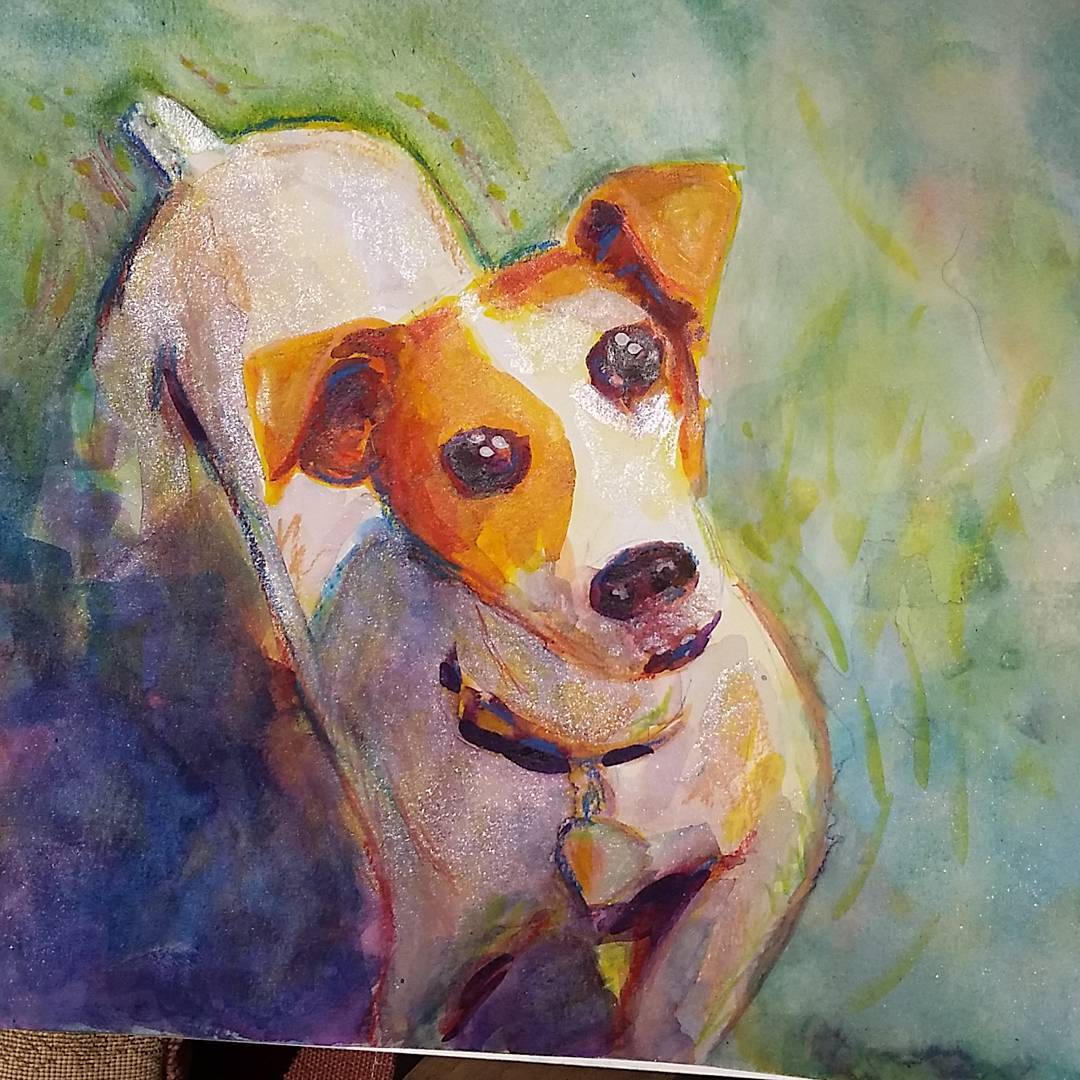 <p>Jack is a Jack Russell terrier rescue. He was found wandering the road in a rural part of Florida. He is now happy in his forever home, where he amazes his family with his antics. He loves to jump onto counters and spring from couch to couch. He thinks he [&hellip;]</p>