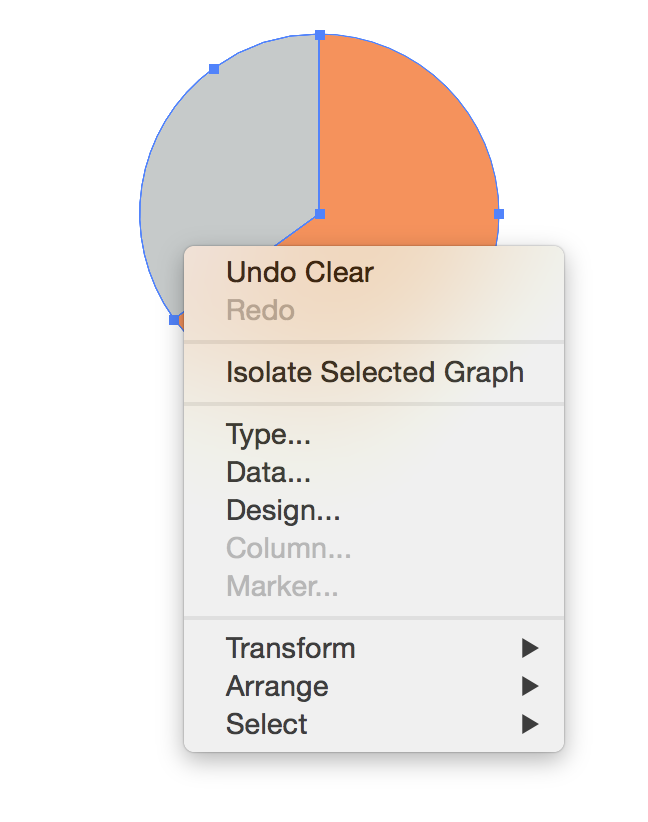 Quickly Set Up Data For Pie Charts In Illustrator Cc Lee S Jordan